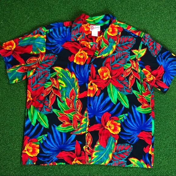Hilo Hattie Other - Vintage HILO HATTIE Hawaiian Shirt MADE IN HAWAII